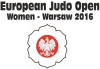 Judo 2016 European Open Warsaw Women